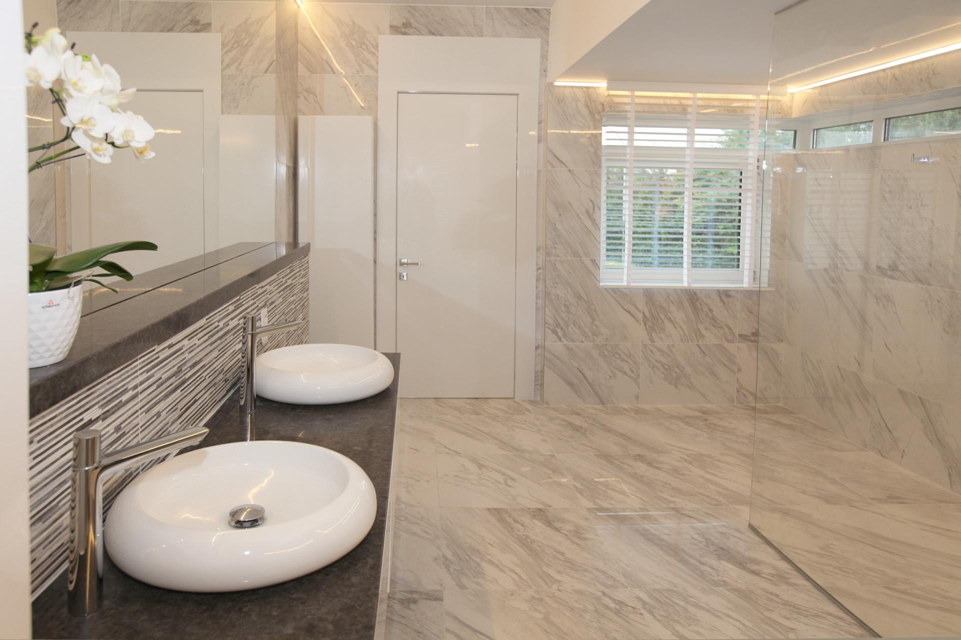 Salle de bain - Marcotte Style