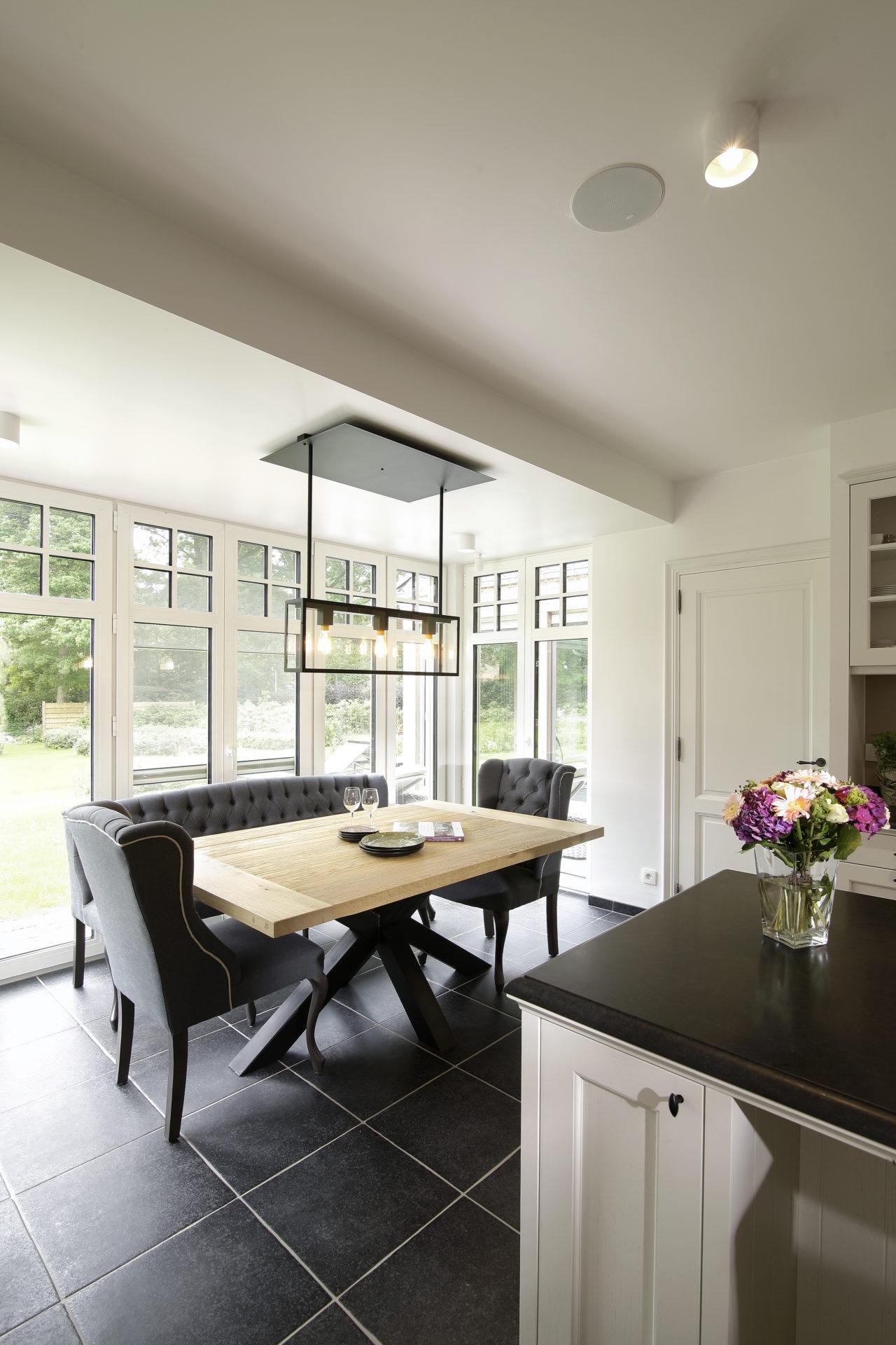 Cottage küche - Marcotte Style