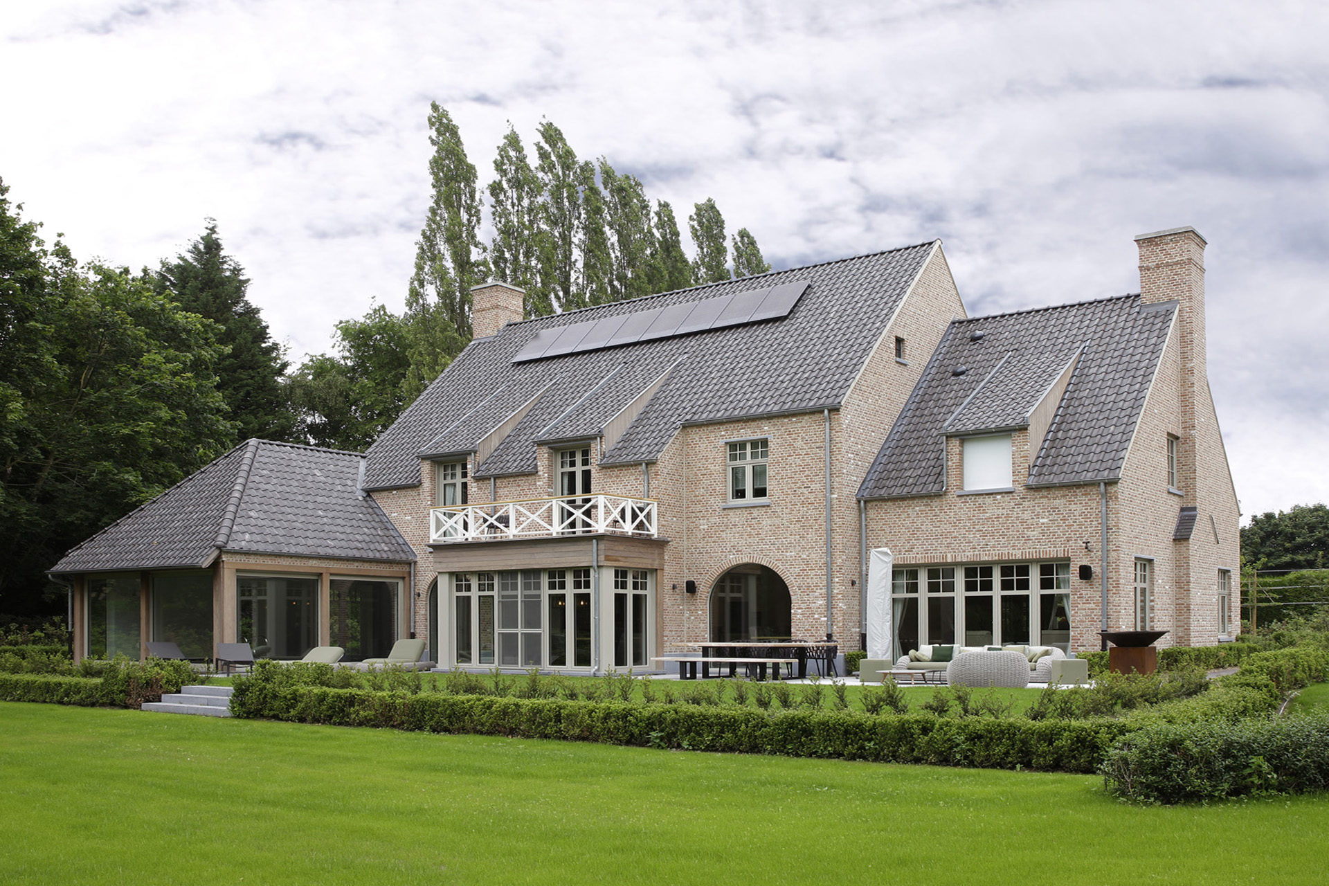 Ländliche Villa in der Nähe von Brügge