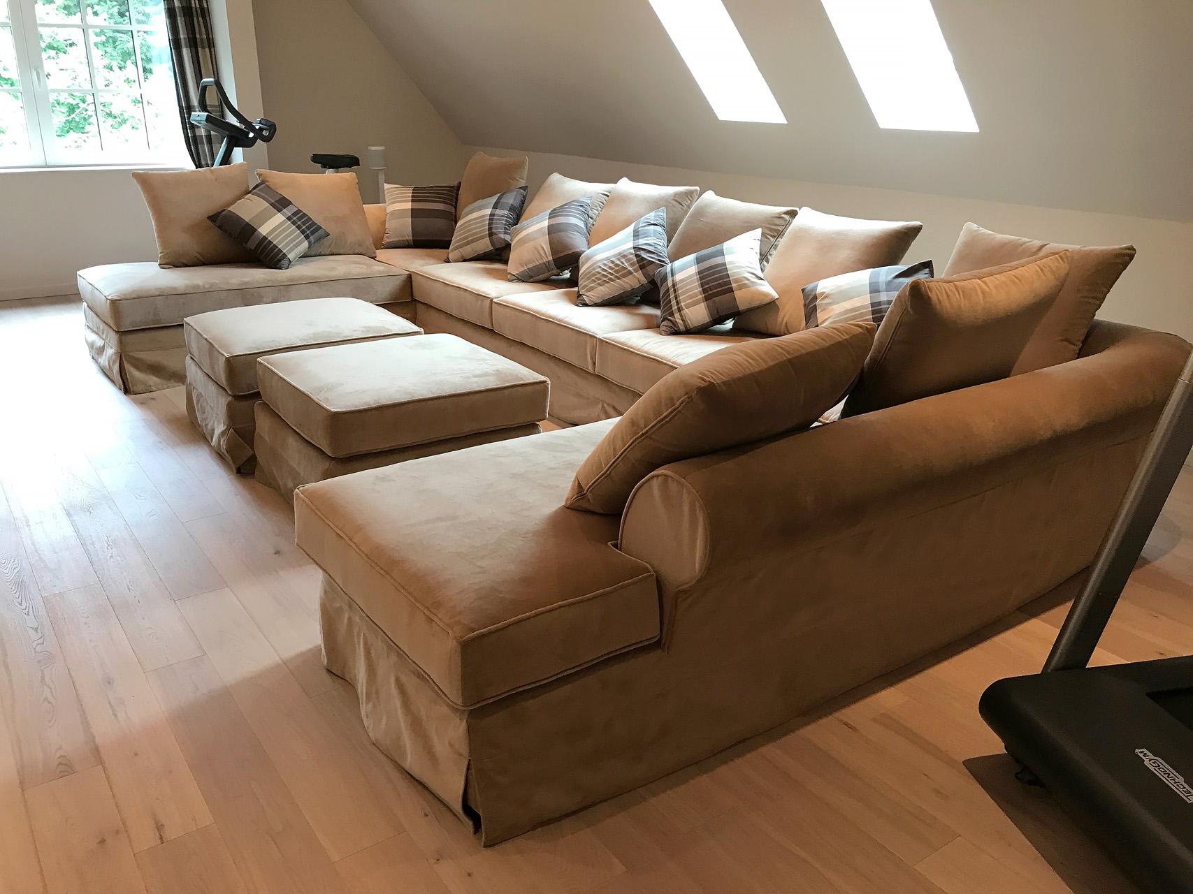 Canapé - Marcotte Style