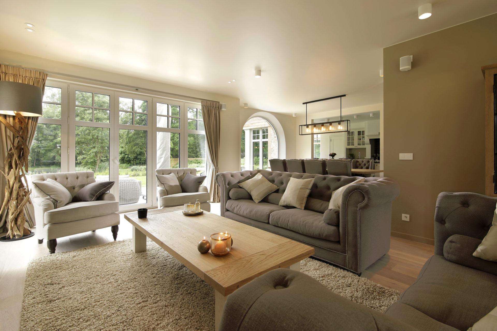 Landelijk interieur - Marcotte Style