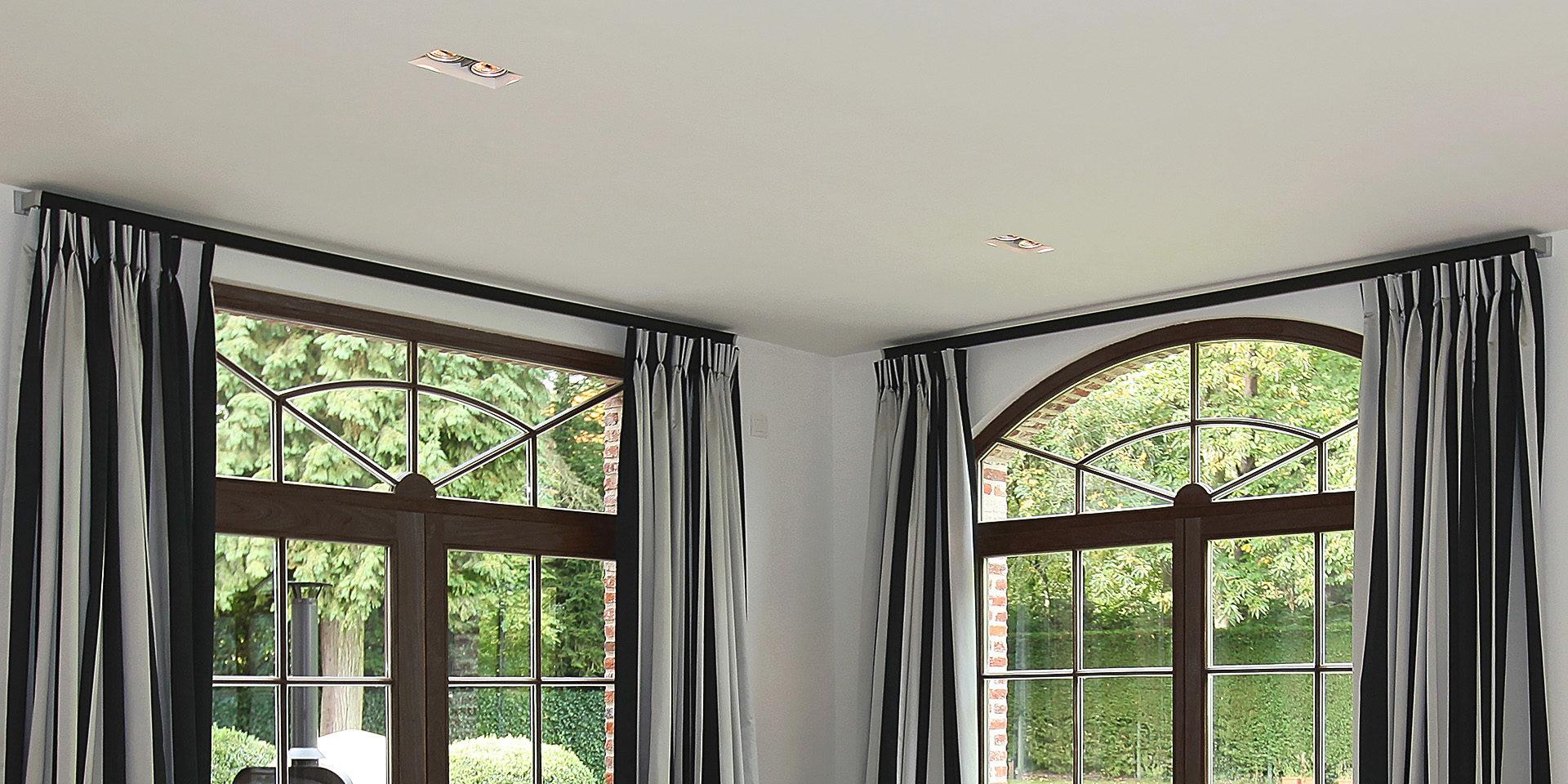Gordijnstangen roedes - Marcotte Style