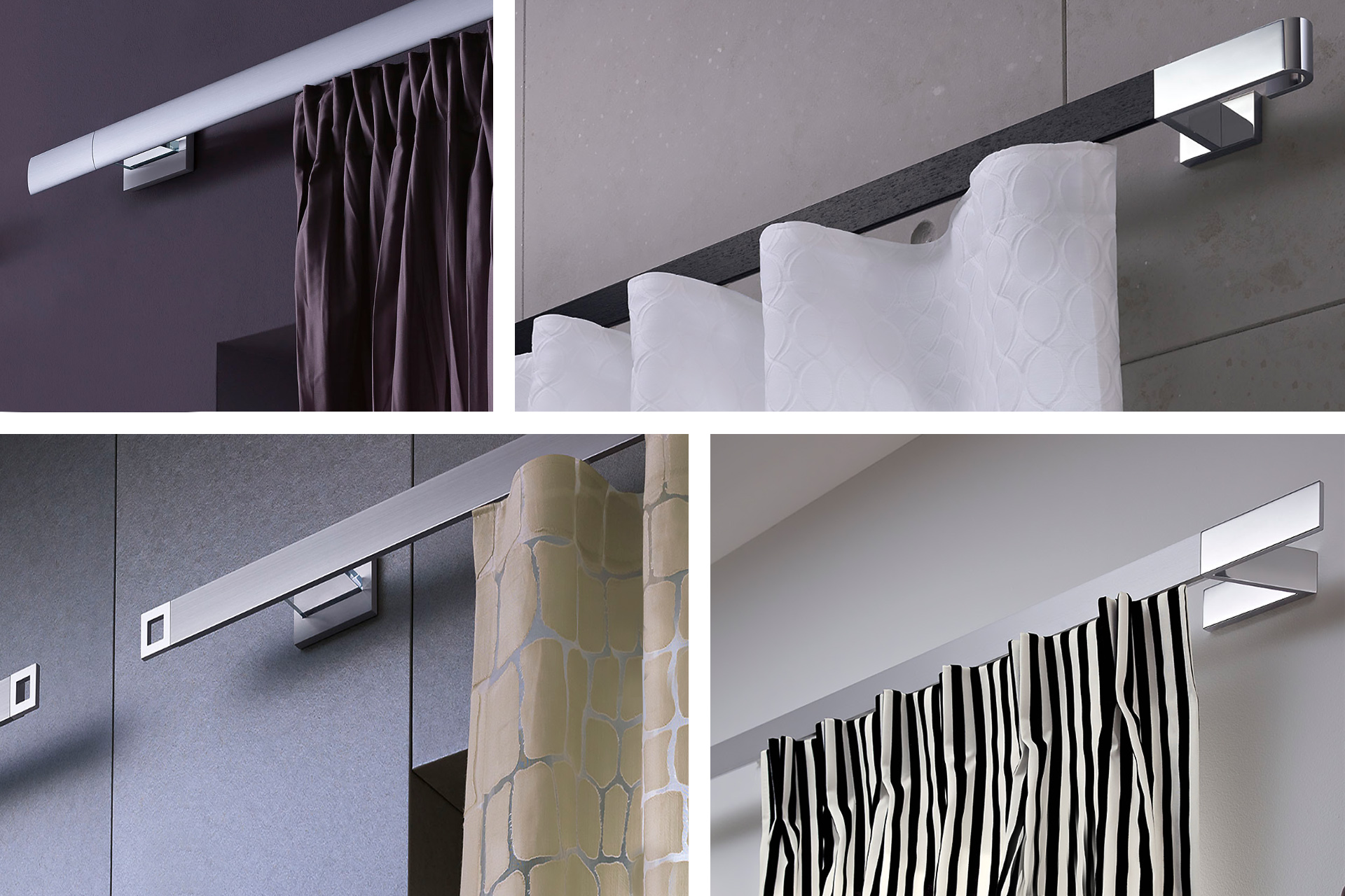 Curtain rods - Marcotte Style