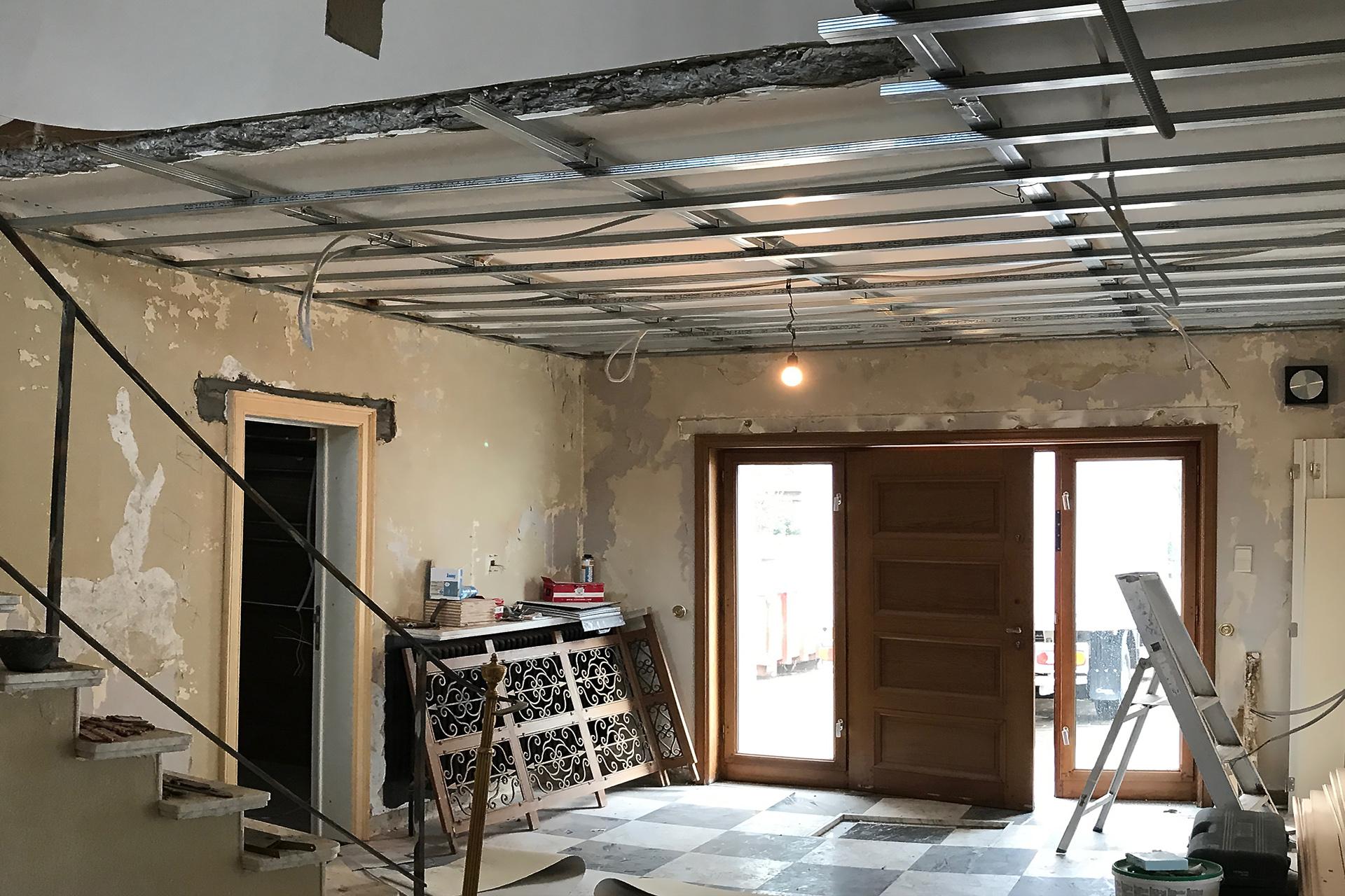 Renovation - Marcotte Style
