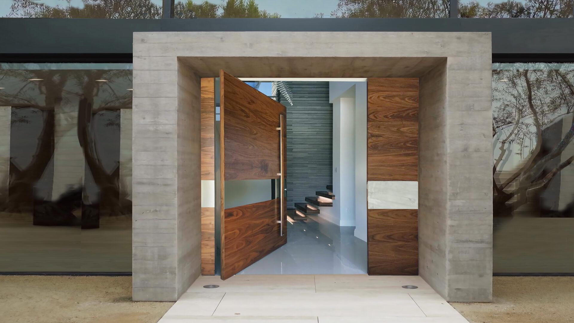Moderne villa aan de kust - Marcotte Style