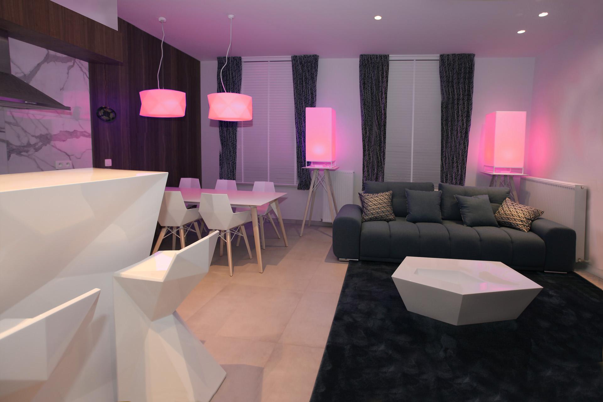 Studio inrichten Antwerpen - Marcotte Style