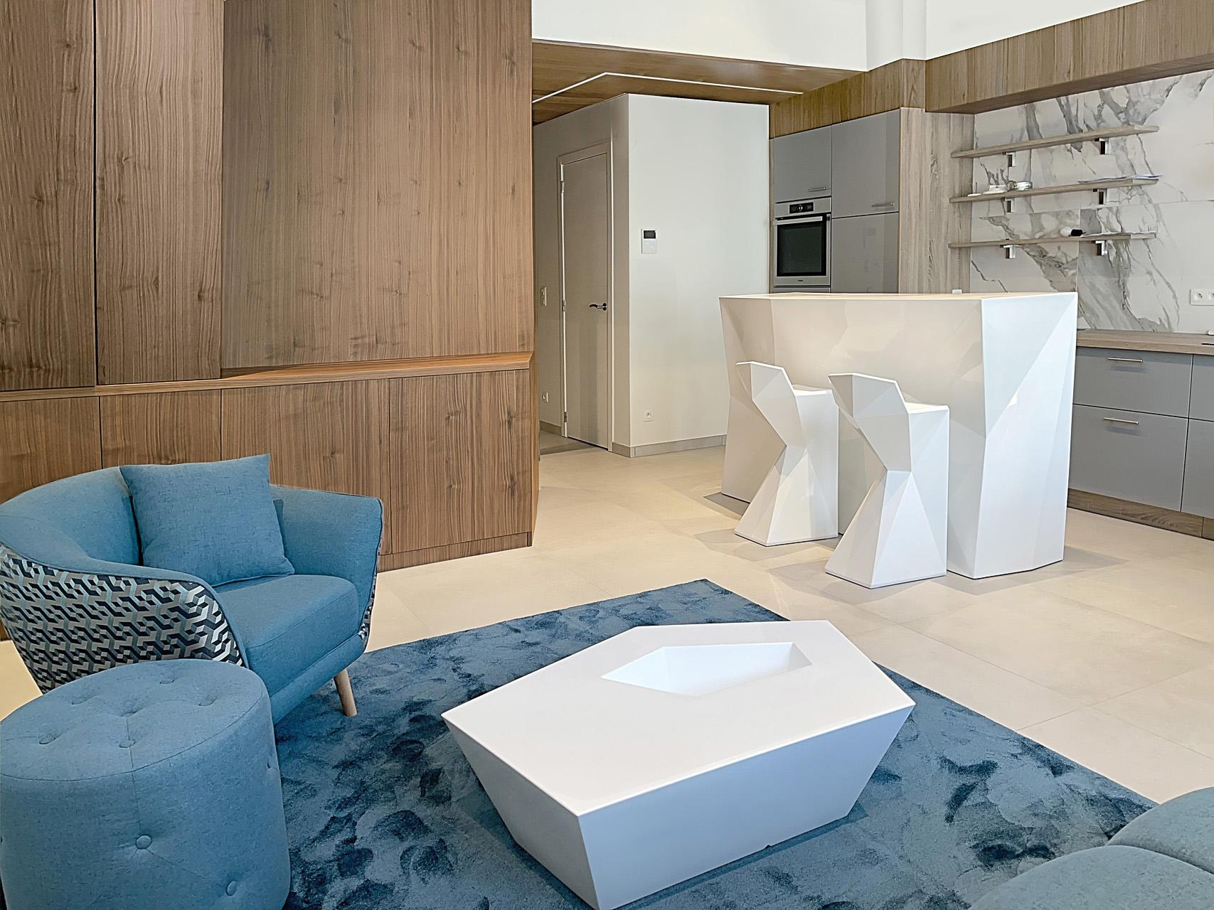 Innenarchitekt - Marcotte Style